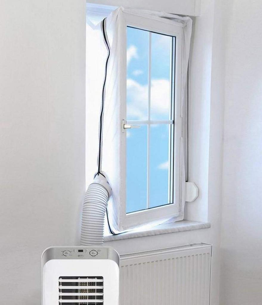 Raamafdichting voor standaard ramen